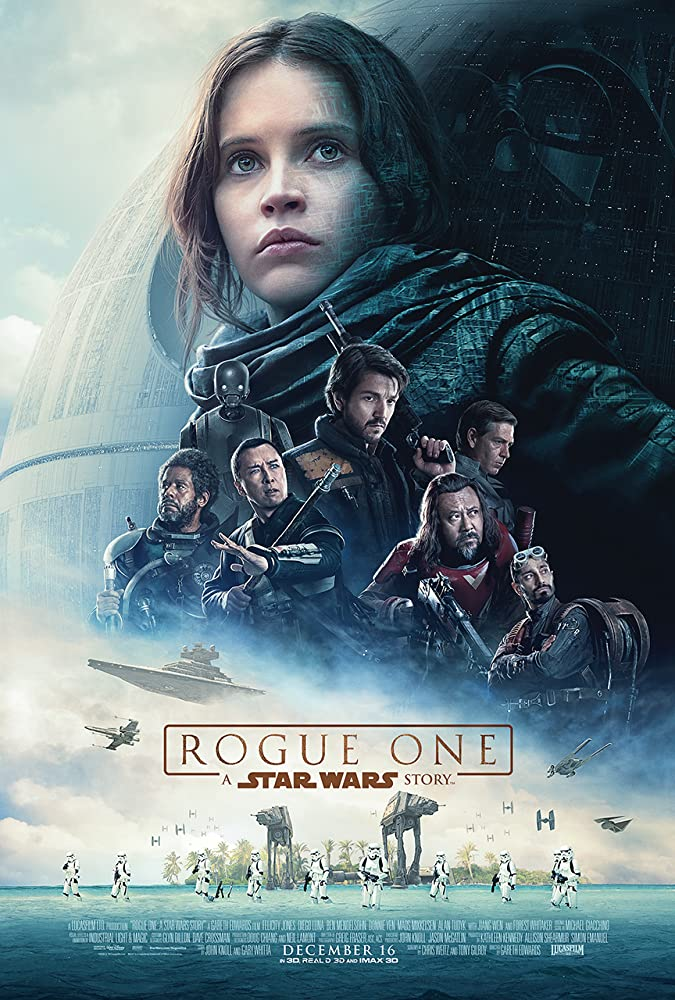 Rogue One A Star Wars Story 2016 Dual Audio Movie 420MB