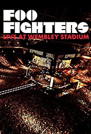 Foo Fighters: Live at Wembley Stadium Poster