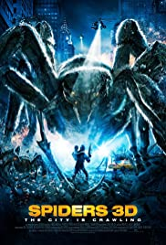 Spiders 3D (2013) Poster - Movie Forum, Cast, Reviews