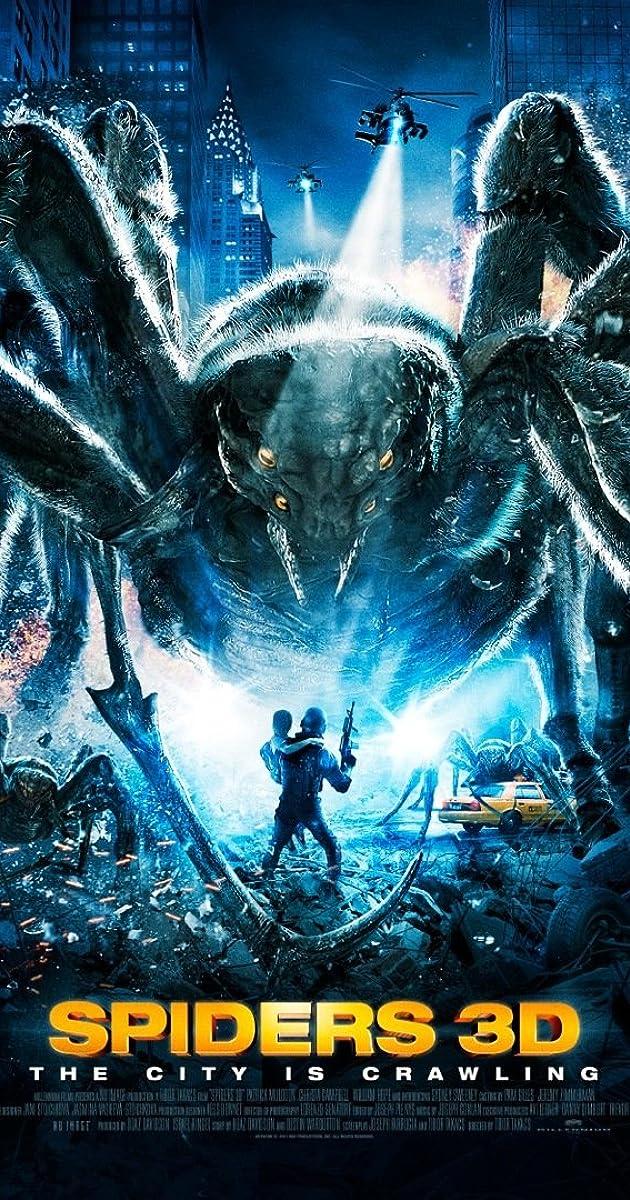 spiders 3d 2013 imdb