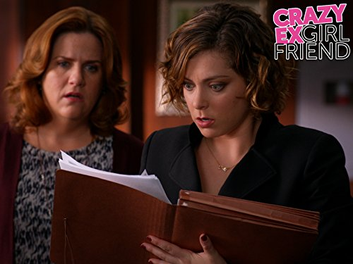 Crazy Ex-Girlfriend: Josh and I Go to Los Angeles! | Season 1 | Episode 13