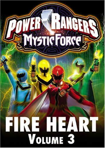 Power Rangers Mystic F...
