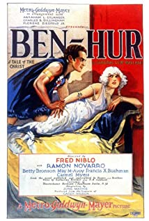 Ben-Hur: A Tale of the Christ (1925) Poster