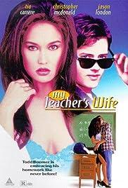 My Teacher's Wife Poster