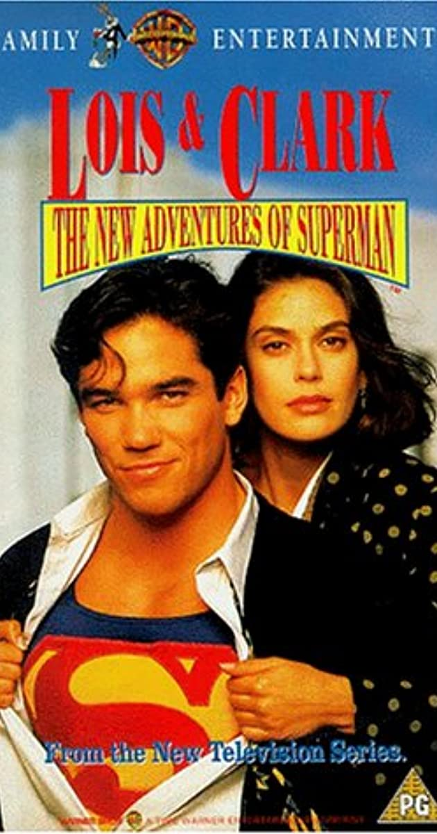 Lois & Clark: The New Adventures of Superman (TV Series ...