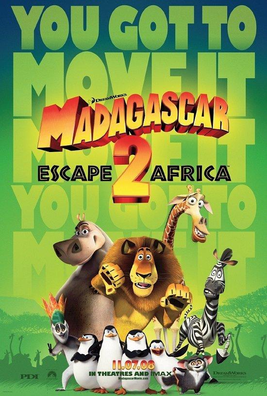 Madagascar Escape 2 Africa 2008 720p BRRip Dual Audio watch online free download