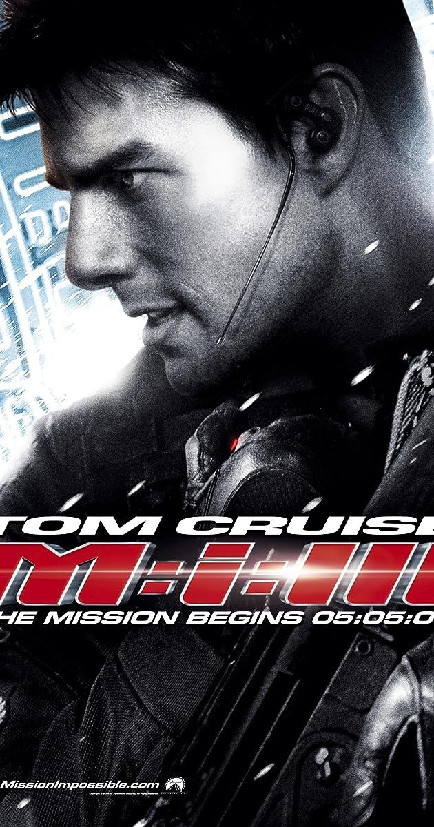 mission impossible 3 imdb