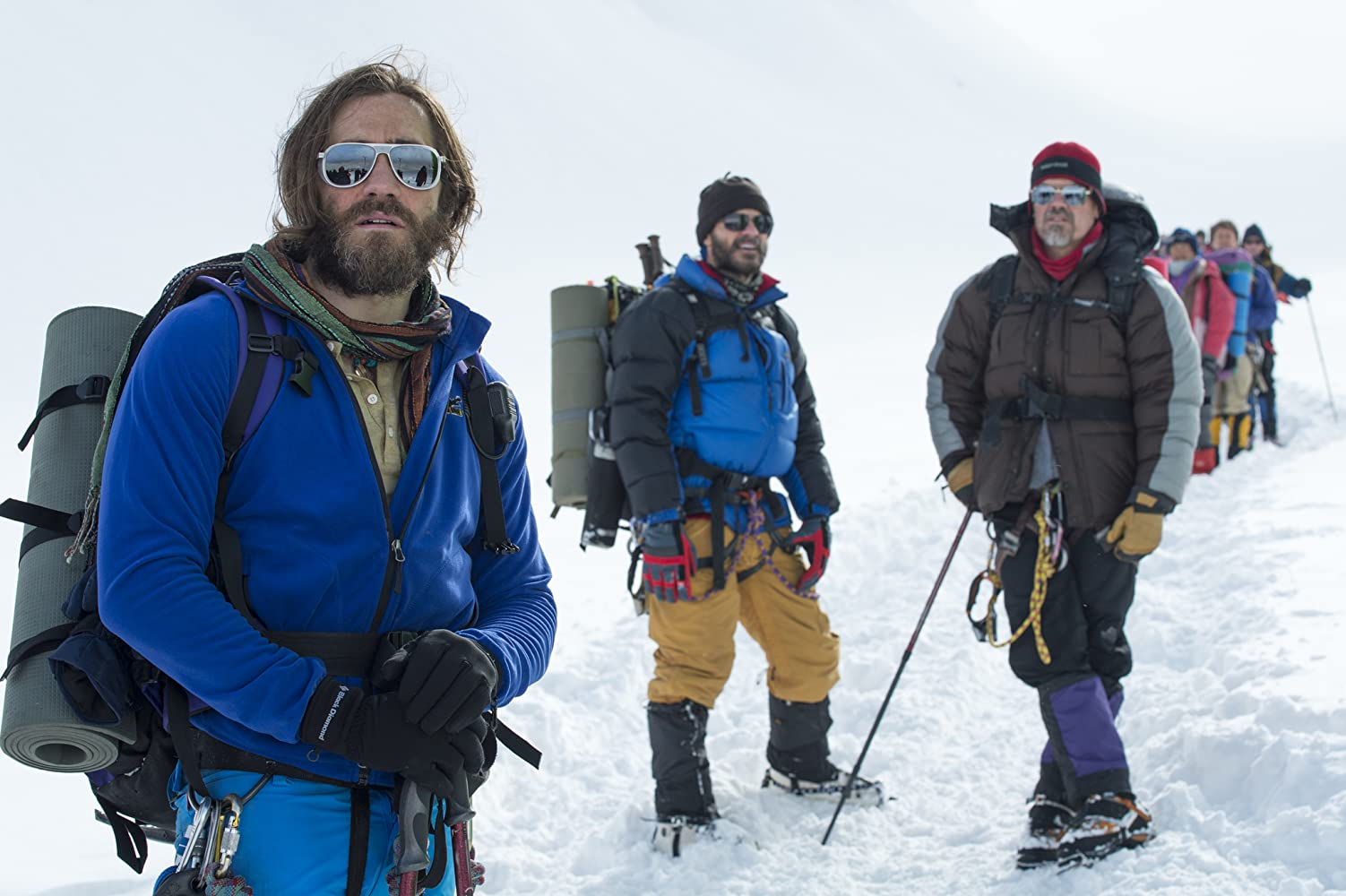 Josh Brolin, Jake Gyllenhaal, and Michael Kelly in Everest (2015)