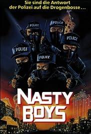 Nasty Boys Poster