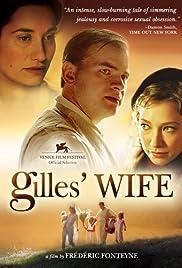 La femme de Gilles Poster