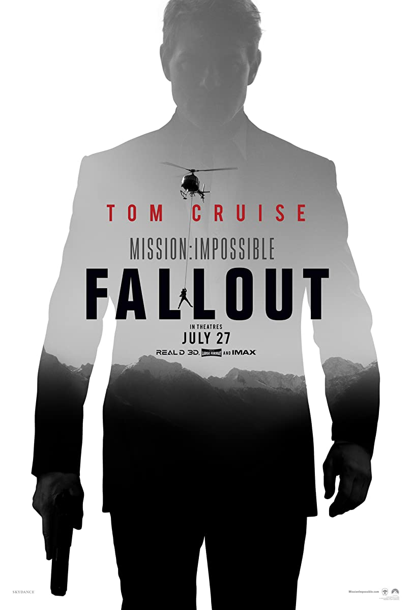 Neimanoma misija 6 / Mission: Impossible - Fallout (2018)