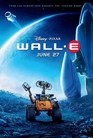 WALL·E - Der Letzte räumt die Erde auf Poster