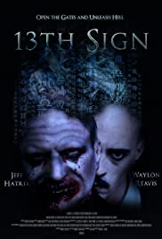 13th Sign Poster