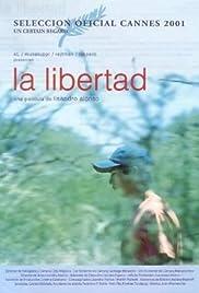 La libertad Poster