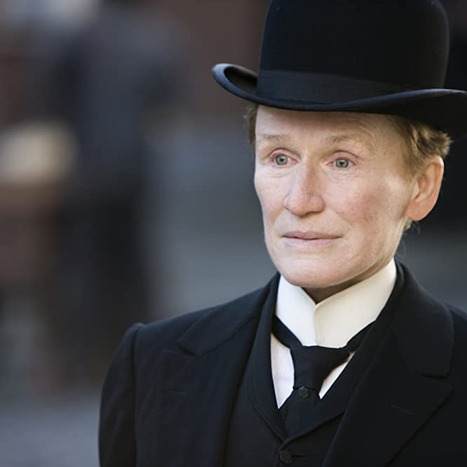 Glenn Close in Albert Nobbs (2011)
