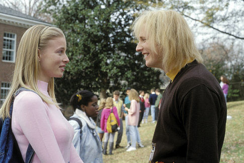 Rachel Nichols and Derek Richardson in Dumb and Dumberer: When Harry Met Lloyd (2003)