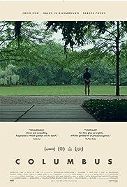 Columbus 2017 imdb columbus poster fandeluxe Images