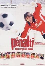 El penalti más largo del mundo Poster