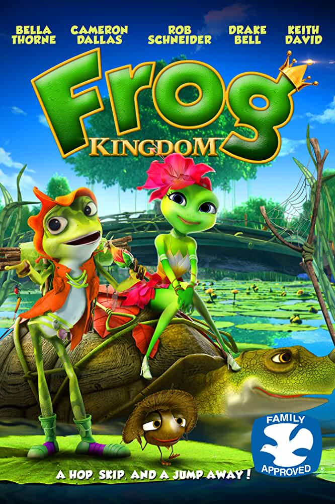 Frog Kingdom 2013 Full Movie Dual Audio 720p BRRip Online Free Download