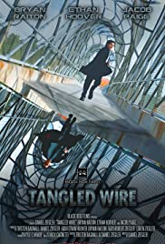 Tangled Wire Poster