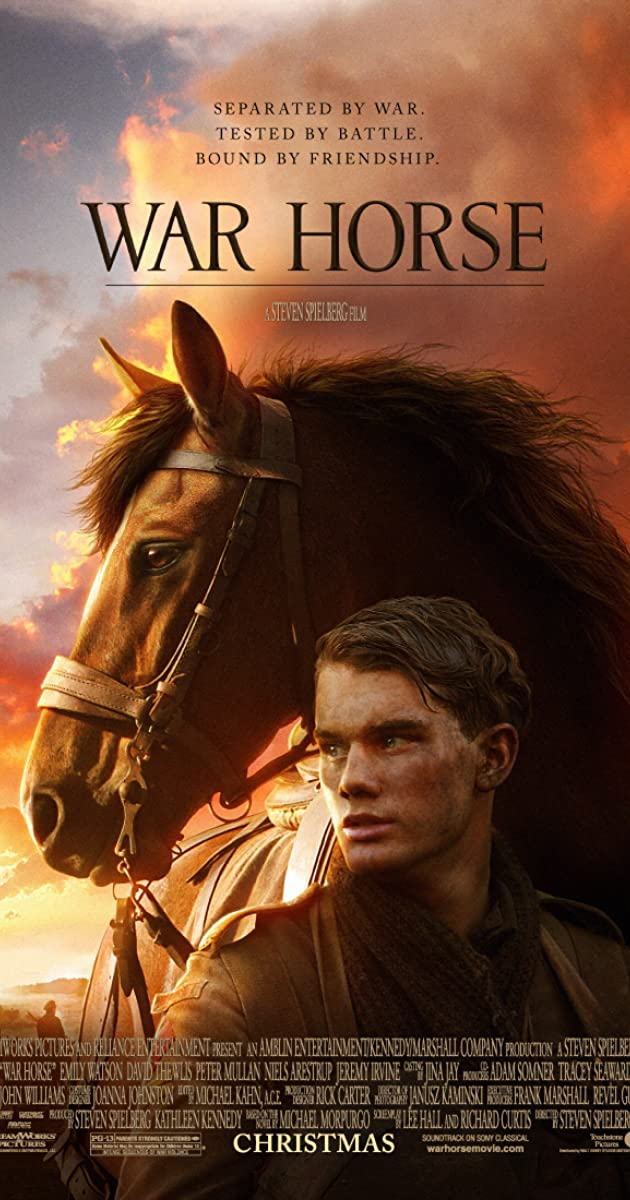 war horse The tomatometer rating – based on the published opinions of hundreds of film and television critics – is a trusted measurement of movie and tv programming quality for millions of moviegoers.