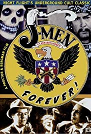 J-Men Forever Poster