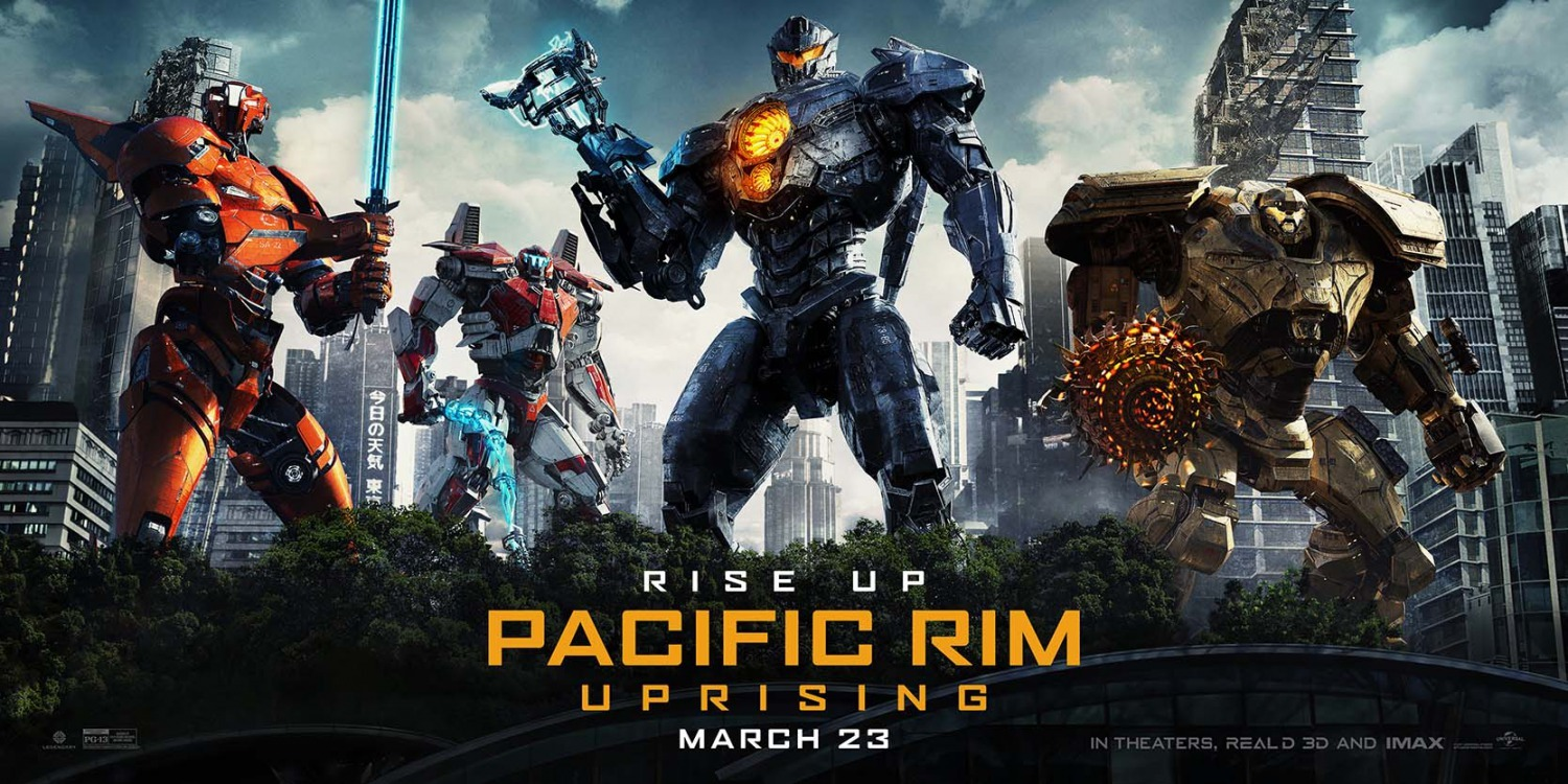 Image result for Pacific Rim: Uprising (2018)