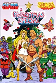 He-Man and She-Ra: A Christmas Special Poster