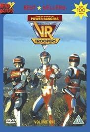 V.R. Troopers Poster