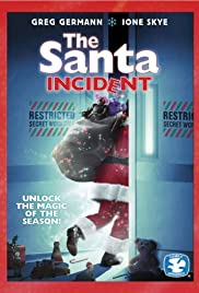 The Santa Incident Poster
