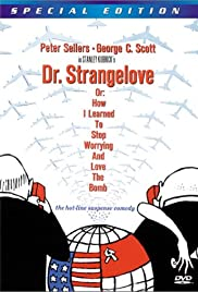 The Art of Stanley Kubrick: From Short Films to Strangelove Poster
