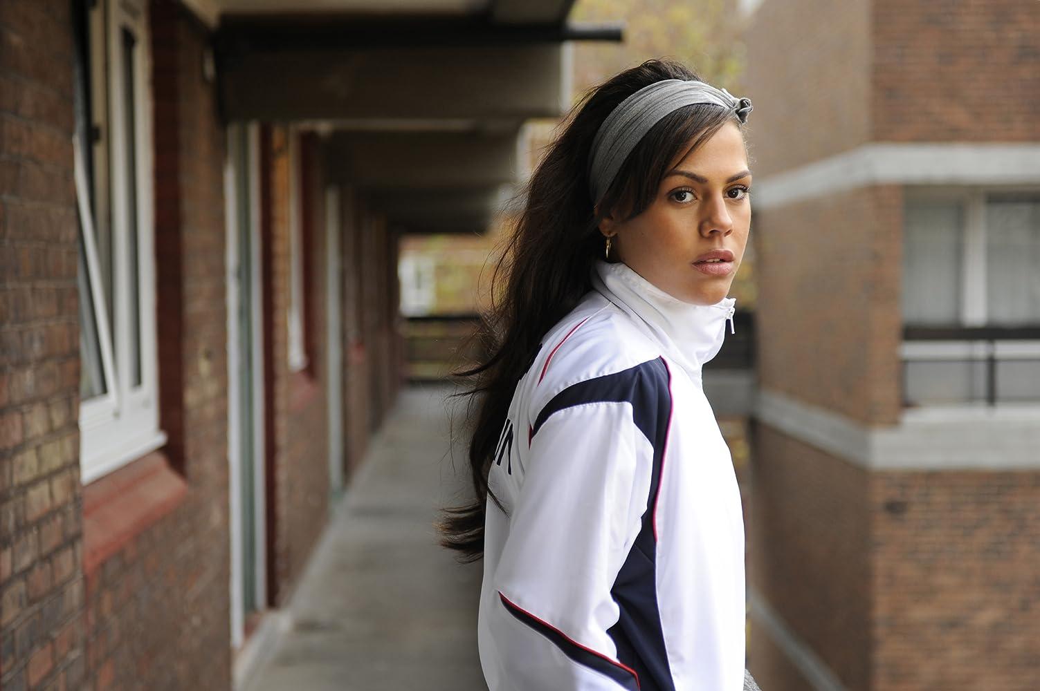 Lenora Crichlow in Fast Girls (2012)
