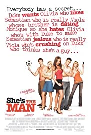 She's the Man(2006) Poster - Movie Forum, Cast, Reviews