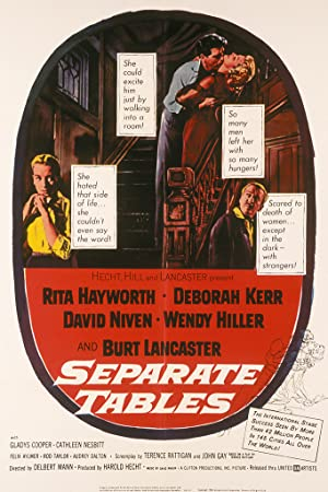Permalink to Movie Separate Tables (1958)
