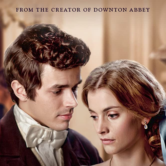 Harry Richardson and Stefanie Martini in Doctor Thorne (2016)