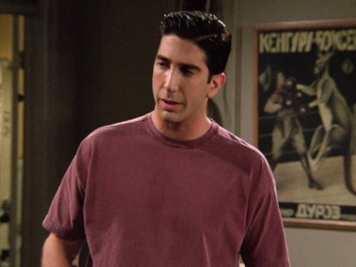 Friends: The One with Five Steaks and an Eggplant | Season 2 | Episode 5