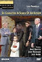 Primary image for Six Characters in Search of an Author