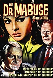 The Return of Dr. Mabuse(1961) Poster - Movie Forum, Cast, Reviews