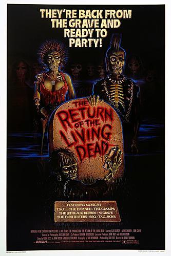 The Return of the Living Dead (1985) - IMDb