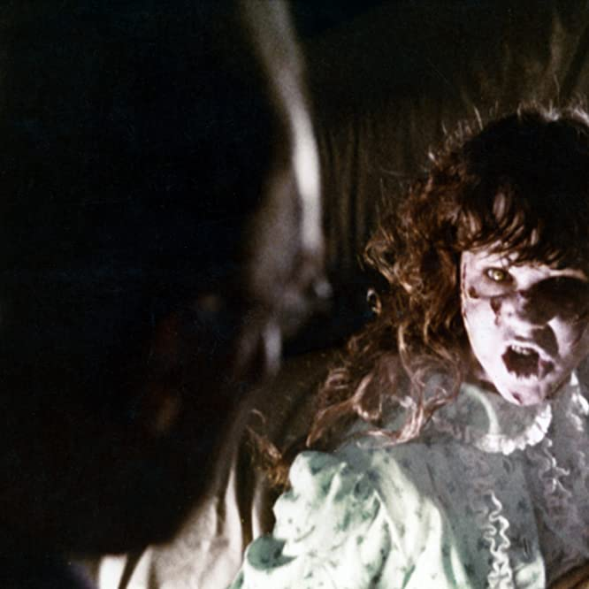 Linda Blair in The Exorcist (1973)