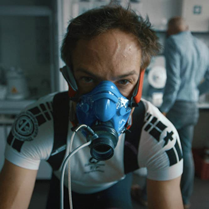 Bryan Fogel in Icarus (2017)
