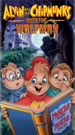 alvin and the chipmunks meet monks book