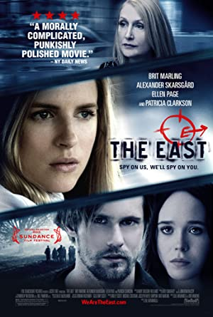 Permalink to Movie The East (2013)