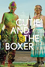 Cutie and the Boxer (2013) Poster - Movie Forum, Cast, Reviews