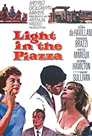 Light in the Piazza Poster