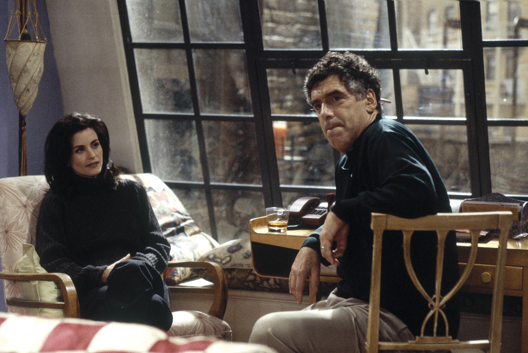 Friends: The One Where Nana Dies Twice | Season 1 | Episode 8