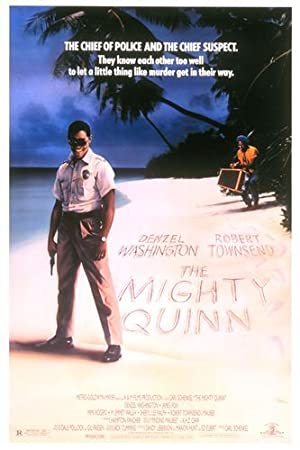 The Mighty Quinn poster