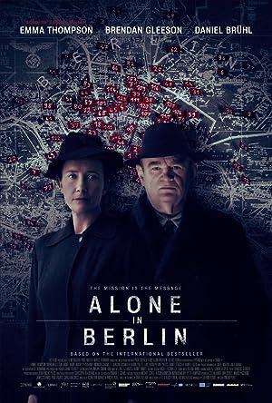 Alone in Berlin Poster