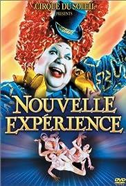 Cirque du Soleil II: A New Experience Poster