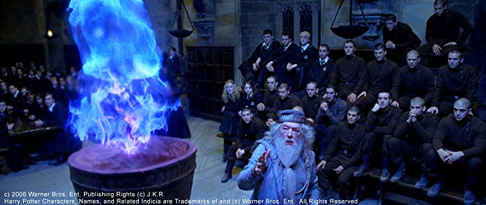 Harry potter and the goblet of fire plot summary